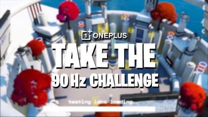 OnePlus - Fortnite Creative Island Trailer
