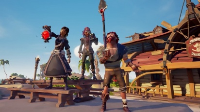 The Health of the Seas, Festival of Fishing and Armakeggon: Sea of Thieves News February 17th 2021