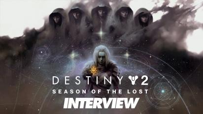 Destiny 2: Season of the Lost - Wawancara Robbie Stevens & Nikko Stevens