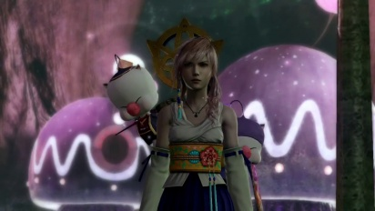 Lightning Returns: Final Fantasy XIII - Yuna Garb Trailer