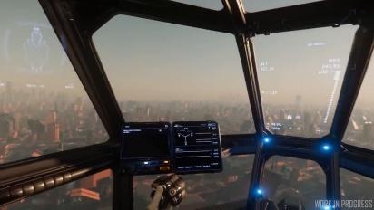 Star Citizen: Around the Verse - Carrack News, ArcCorp Views 3.4.04