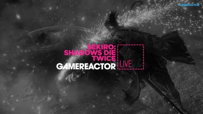 Sekiro: Shadows Die Twice - Livestream Peluncuran