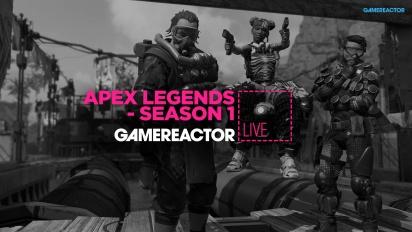 Apex Legends - Tayangan Ulang Livestream Season 1