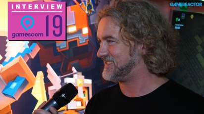 Minecraft Dungeons - Wawancara David Nisshagen