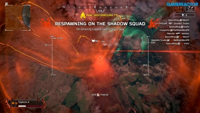 Apex Legends: Fight or Fright - Gameplay Close Shadow Loss