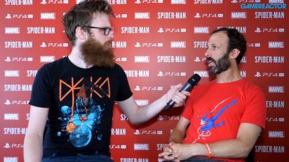 Spider-Man - Wawancara Ryan Schneider di Copenhagen