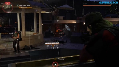 The Division 2 - Gameplay: Secure Eleanor Bagian 2