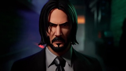 Fortnite - John Wick's Bounty Trailer