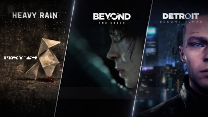 Quantic Dream - Free Demos Announcement Trailer