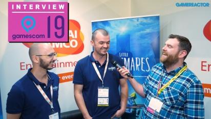 Little Nightmares 2 - Wawancara Dave Mervik dan Lucas Roussel