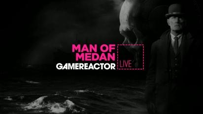 Man of Medan: Curator's Cut - Tayangan Ulang Livestream