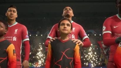 FIFA 21 - Trailer Sinematis Pembukaan Next Gen