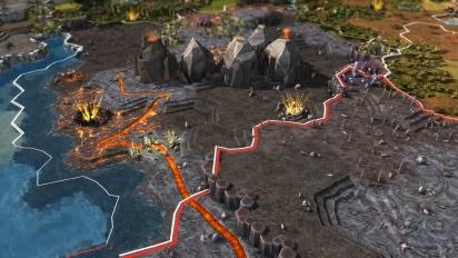 Endless Legend - Inferno Expansion Gameplay Trailer
