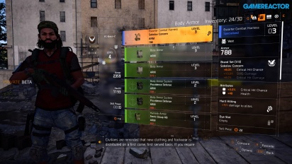 The Division 2 - Gameplay: Control Point Demolition Site Solo