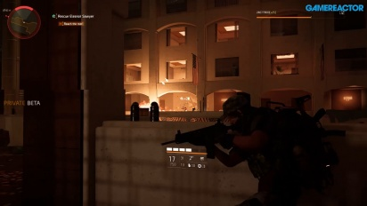 The Division 2 - Gameplay: Secure Eleanor Bagian 1