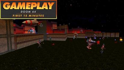 Doom 64 - Gameplay 15 Menit Pertama