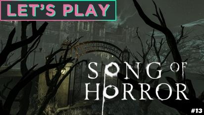 Let's Play Song of Horror - Bagian 13 - Memulai Episode 5