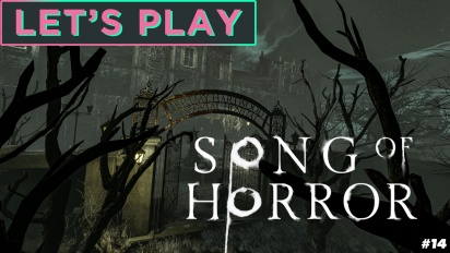 Let's Play Song of Horror - Bagian 14 - Melanjutkan Episode 5