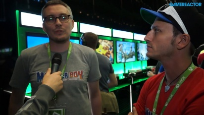 Monster Boy and the Cursed Kingdom - Co-producers Interview