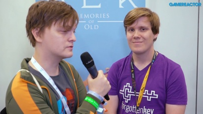 Aer - Robin Hjelte Interview