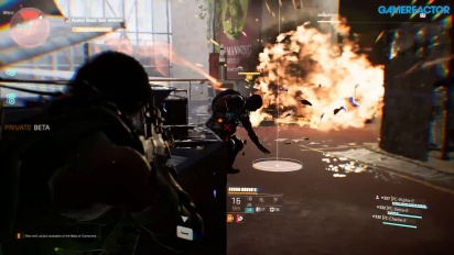 The Division 2 -  Gameplay: National Air and Space Museum Bagian 1