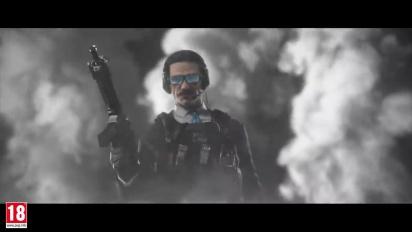 Rainbow Six: Siege - New Operator Warden Trailer