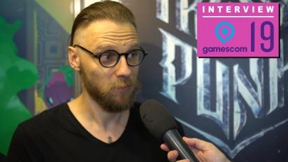 Frostpunk: Console Edition - Wawancara Patryk Grzeszczuk