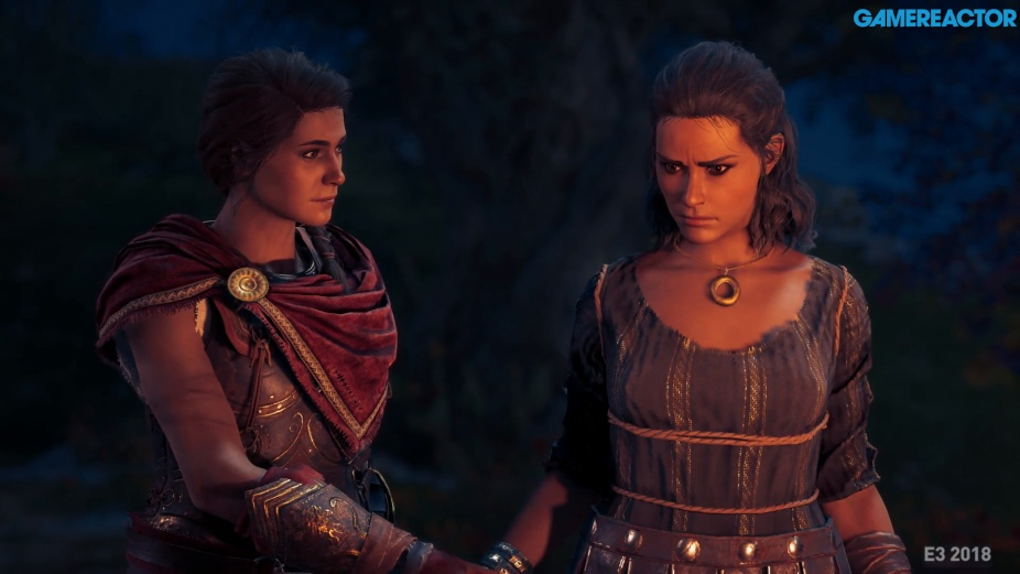 Assassin S Creed Odyssey A Night To Remember Quest Gameplay
