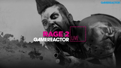 Rage 2 - Tayangan Ulang Livestream Late Game