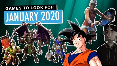 Rekomendasi Game Januari 2020