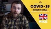 Kabar di Tengah Wabah Virus Corona: Laporan Out of Office dari Mike