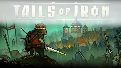 Tails of Iron - Teaser Trailer: Welcome to the Kingdom
