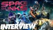 Space Punks - Wawancara Michael Kuk