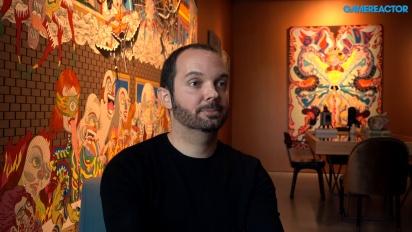 GRIS - Wawancara Adrián Cuevas