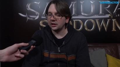 Samurai Shodown - Wawancara Jost Weatherford