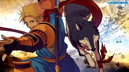 Samurai Shodown - Gameplay: Galford Story