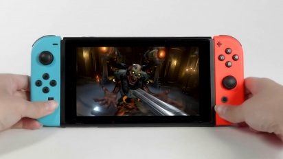 Doom Eternal - Trailer Tanggal Peluncuran Nintendo Switch