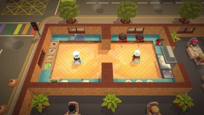 Overcooked - Announcement Trailer