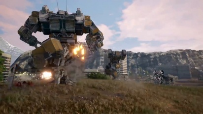 MechWarrior 5 Mercenaries - MechCon 2018 Trailer