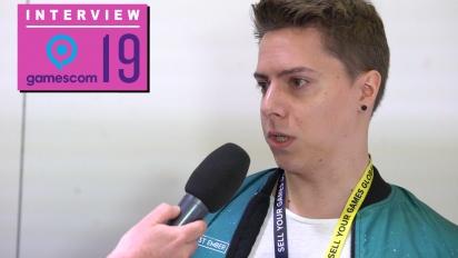 Lost Ember - Wawancara Tobias Graff