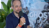 Ghost Recon: Breakpoint - Wawancara Nouredine Abboud