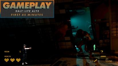 Half-Life: Alyx - 45 Pertama Gameplay
