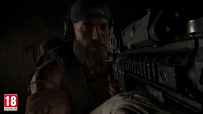 Ghost Recon: Breakpoint - Deep State Trailer