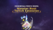 Immortals: Fenyx Rising - Twitch Extension Monster Hunt