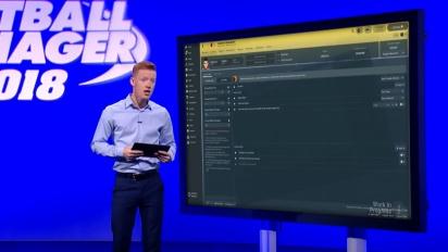 Football Manager 2018 - Football Intelligence
