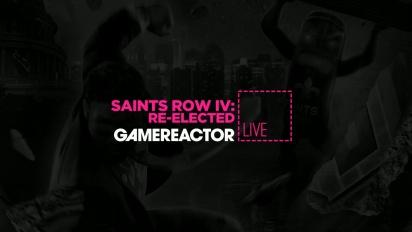Saints Row IV: Re-Elected - Tayangan Ulang Livestream
