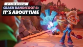 Crash Bandicoot: It's About Time - Video Review