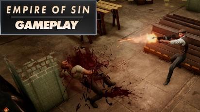 Empire of Sin - 22 menit pertama