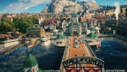 Anno 1800 - PC Gaming Show 2018 Trailer