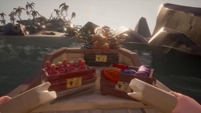 Sea of Thieves - Forsaken Shores -  Content Update